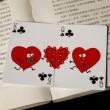 My Love Playing Card