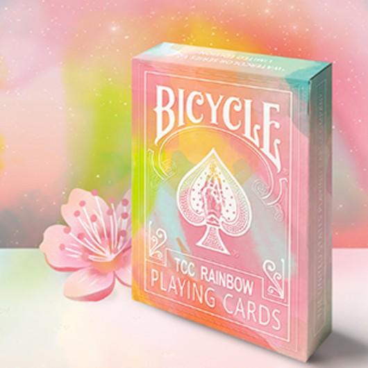 Bicycle TCC Rainbow V2 (Baraja)