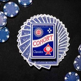 Cohorts Deck Blue By Ellusionist
