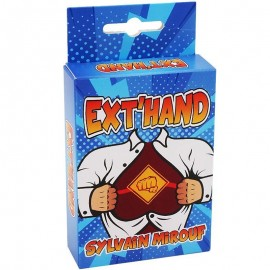 Ext´Hand by Silvayn Mirouf