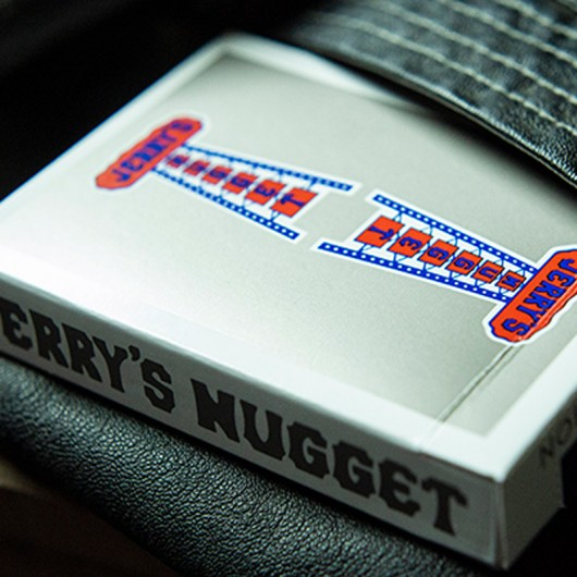 Jerry Nuggets Vintage Deck (Steel)
