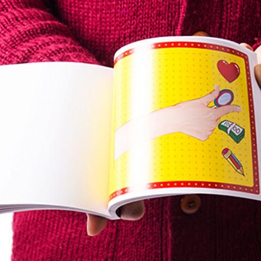 Prediction Coloring Book