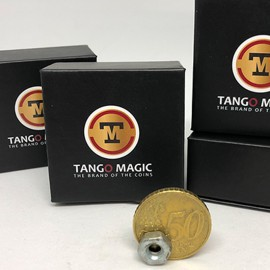 Magnetic Coin Strong Magnet 50 cents Euro Tango