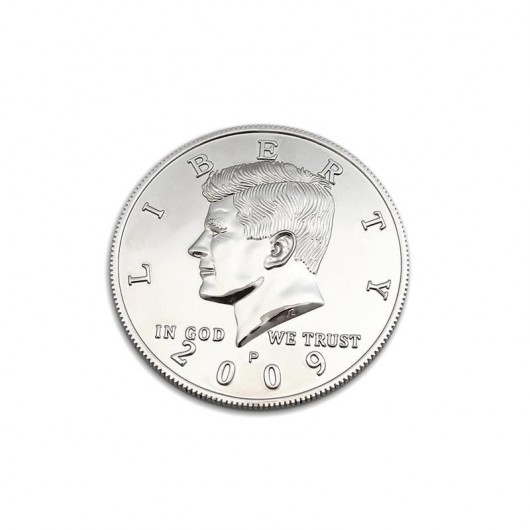 Expanded Shell Coin Half dollar economy