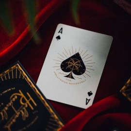 Hollywood Roosevelt playing Card