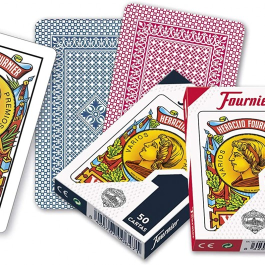 Spanish Deck ( 40 cards ) Fournier