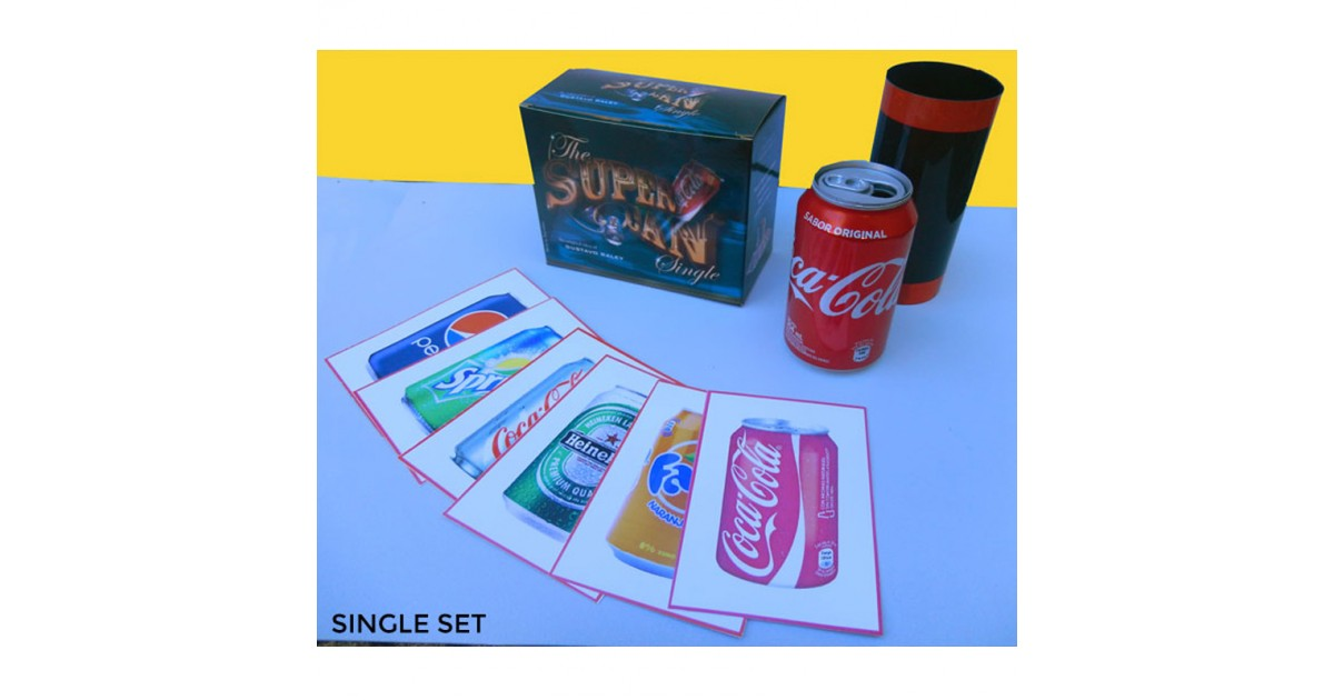 Super Can Single by Gustavo Raley