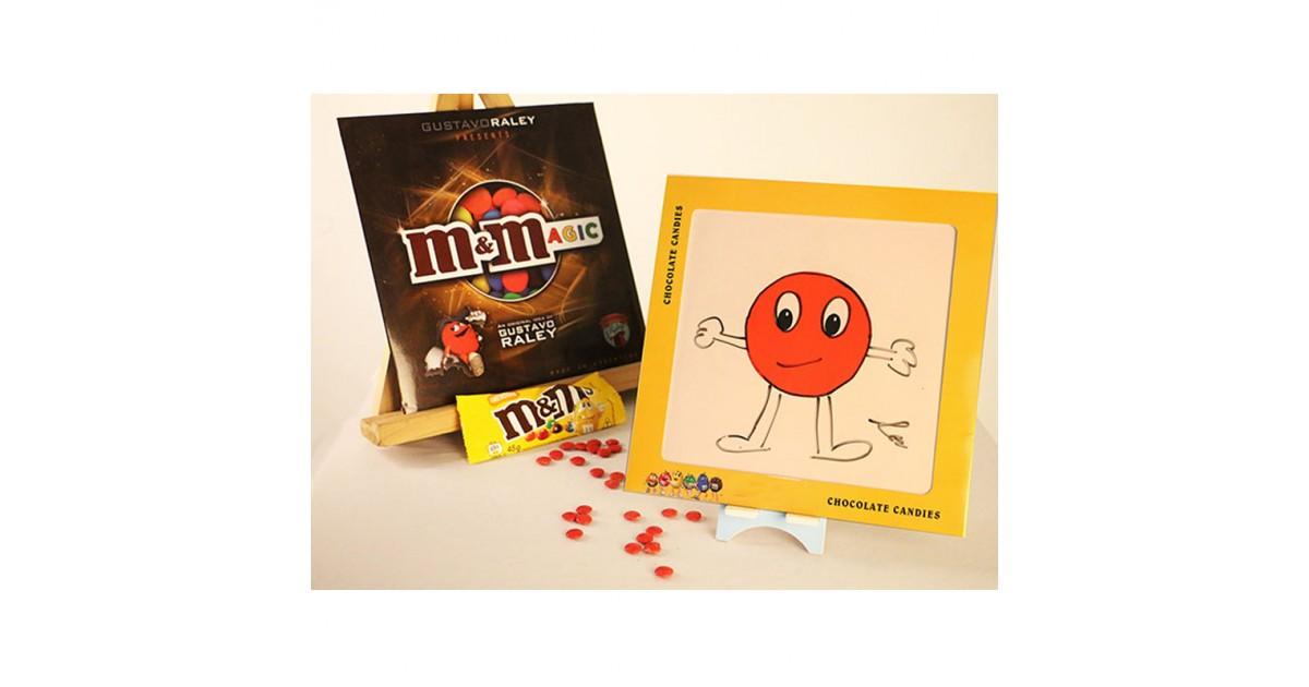 M&M Magic by Gustavo Raley
