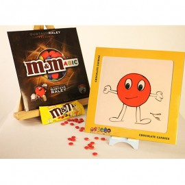 M&M Magic by Gustavo Raley