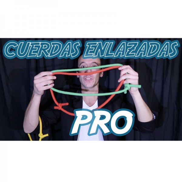 Linking Ropes Pro  (Ropes and video online)