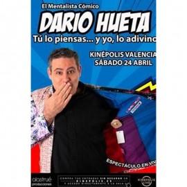 Show en Vivo - Dario Hueta