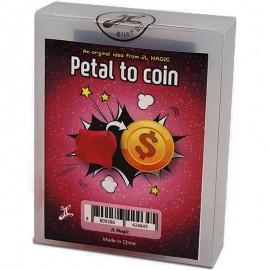 Pétalos a Moneda JL Magic