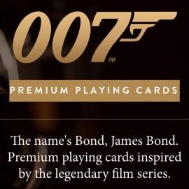 Baraja James Bond 007 by Theory 11