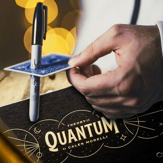 Quantum by Calen Morelli by Theory 11