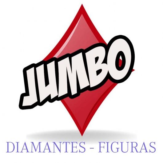 Baraja Forzaje Jumbo 1 vía (Diamantes-Figura)