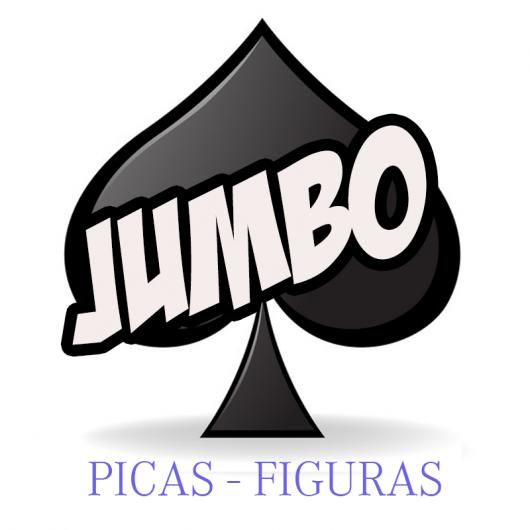 Baraja Forzaje Jumbo una vía (Picas - Figura)