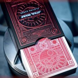 Baraja Star Wars Dark Side (Red) by Theory 11