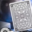 Star Wars Light Silver edition (White) Playing Card by Theory 11