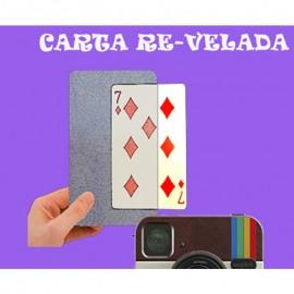 Carta Re-Velada + Video Online
