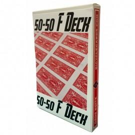 Jumbo forcing deck 50/50