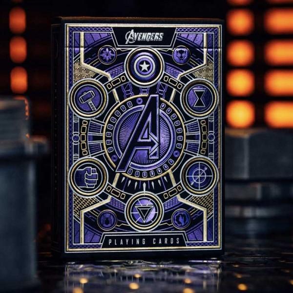 Avengers: Infinity Saga Deck by Theory 11