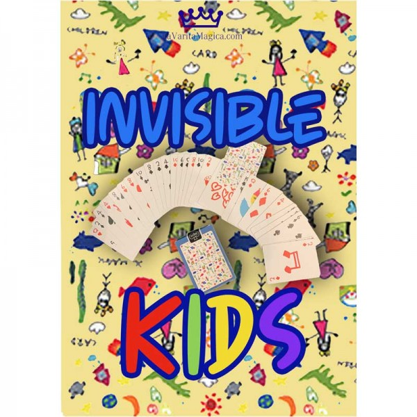 Invisible Kids Deck