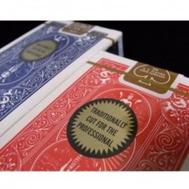 Bicycle Gold Seal Blue Playing Cards Richard Turner (Cincinnati)
