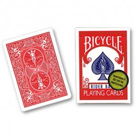 Bicycle Gold Red Playing Cards Richard Turner (Cincinnati)