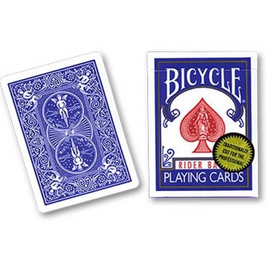 Baraja Bicycle Gold Seal Azul Richard Turner (Cincinnati)