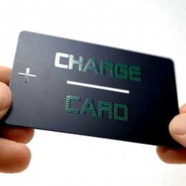 Charge Card Trick