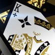 5th Anniversary Bicycle Cardistry (Standard) Playing Cards