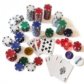 Caja Fichas de Poker Pro Cartamundi
