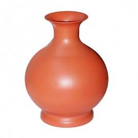 Lota Vase - Painted earthenware