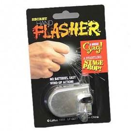 Secret  Hand Flasher