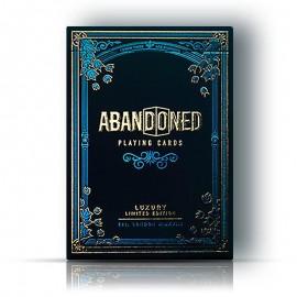 Abandoned Luxury Playing Card Dynamo