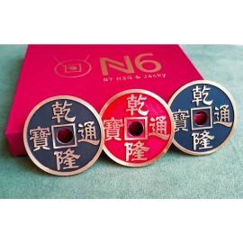 Set de Monedas N6 by N2G