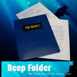 Deep Folder + dvd  by Normek